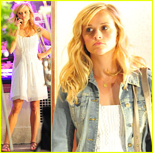 Reese Witherspoon & Jake Gylenhaal: Cover-Up Couple