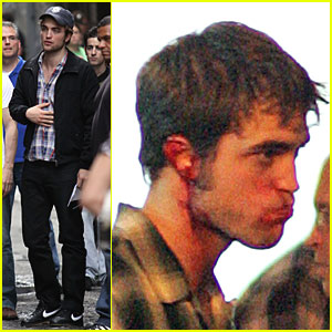 Robert Pattinson: Oh Bloody Bloody!