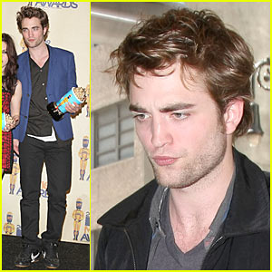 Robert Pattinson Remembers Me