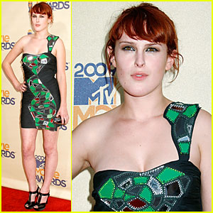 Rumer Willis - MTV Movie Awards 2009