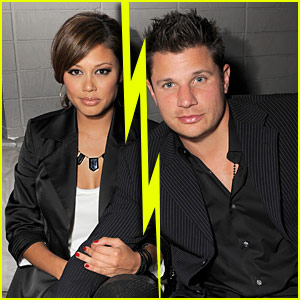 Nick Lachey & Vanessa Minnillo Split