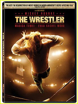 'The Wrestler' DVD Giveaway!
