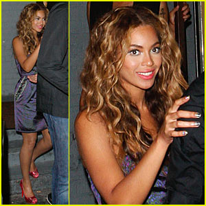 Beyonce is a Hyde Hottie