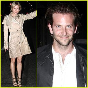 Bradley Cooper & Renee Zellweger Reunite