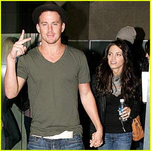 Channing Tatum & Jenna Dewan: Sydney Sweethearts