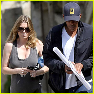 Ellen Pompeo is a Blueprints Babe