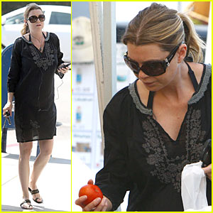 Ellen Pompeo: Hang On Little Tomato!