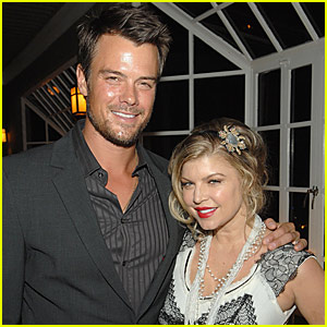 Josh Duhamel & Fergie: Stripper Pole Prepared