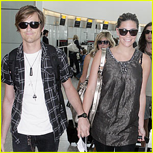 Jared Followill & Alisa Torres: Heathrow Hotties