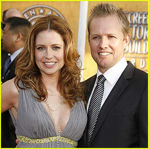 Jenna Fischer Engaged to Lee Kirk