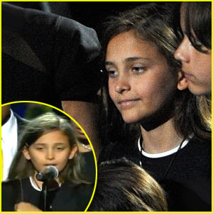 Paris Jackson's Speech - Michael Jackson Tribute