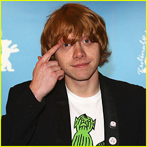 Rupert Grint Contracts Swine Flu