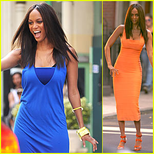 Tyra Banks: Gossip Girl Guest Star!