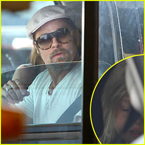 Brad Pitt is a McDonald's Man