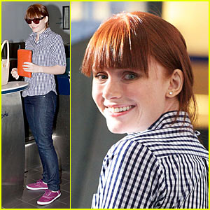 Bryce Dallas Howard: Vancouver, Here I Come!