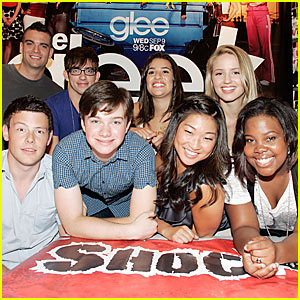 I'm Just Jared, And I'm A Gleek