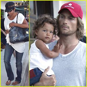 Halle Berry Brings Nahla To Nobu