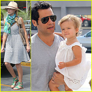 Jessica Alba & Cash Warren: Jinky's Brunch!
