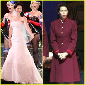 Jessica Biel Debuts 'Guys & Dolls' Musical