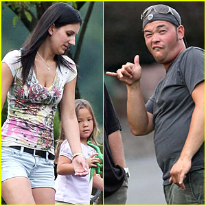 Jon Gosselin and The New Nanny