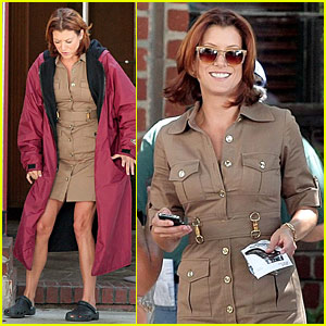 Kate Walsh is Parka Pretty