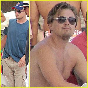 Leonardo DiCaprio: Ibiza Incognito