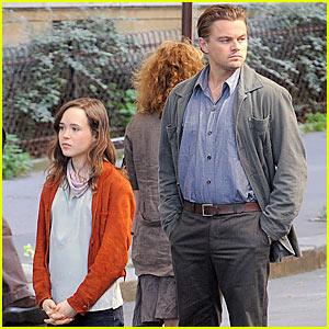 Leonardo DiCaprio & Ellen Page: Since Its Inception...
