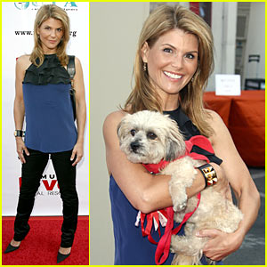Lori Loughlin is The Voice of Meningitis