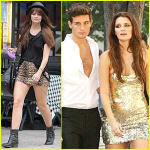Mischa Barton & Nico Tortorella: Beautiful Life Couple