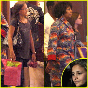 Paris Jackson: Las Vegas Weekend!