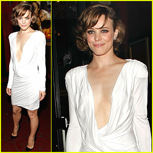 Rachel McAdams is a Plunging Princess