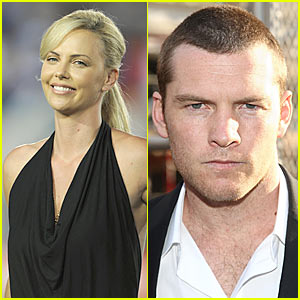 Sam Worthington & Charlize Theron: Tourists!
