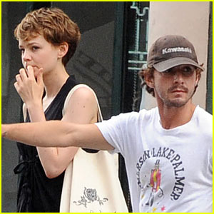 Shia LaBeouf & Carey Mulligan Couple Up?