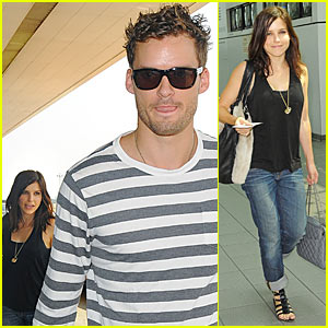 Sophia Bush & Austin Nichols: On-Again Couple?