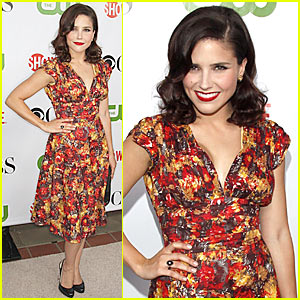 Sophia Bush is TCA Terrific