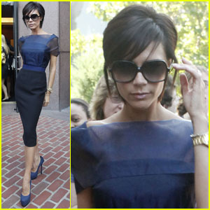 Victoria Beckham is an American Idol
