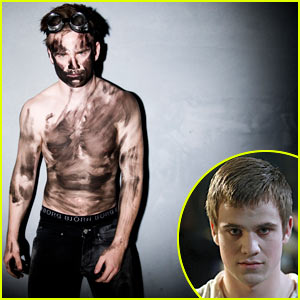 Allan Hyde: True Blood's Godric Goes Shirtless
