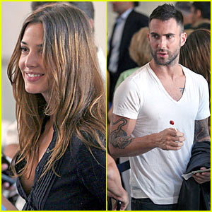 Angela Bellotte: Adam Levine's New Girlfriend!