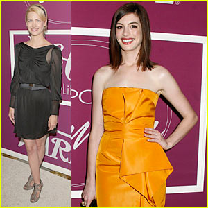 Anne Hathaway & January Jones: Women Power!