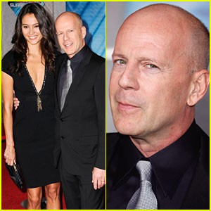 Bruce willis gay surrogates
