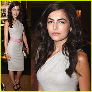 Camilla Belle Gets Ralph Lauren Lovable