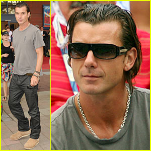 Gavin Rossdale Has A Criminal Mind