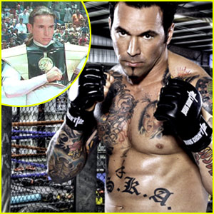 Jason David Frank Morphs From Power Ranger to MMA Fighter