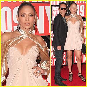 Jennifer Lopez & Marc Anthony - MTV VMAs 2009