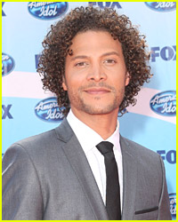 Justin Guarini Is Now A Married Man