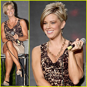 Kate Gosselin Hits Southern Women's Show