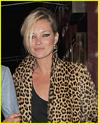 Kate Moss: Music Mogul?