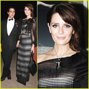 Mischa Barton Loves Lincoln Center
