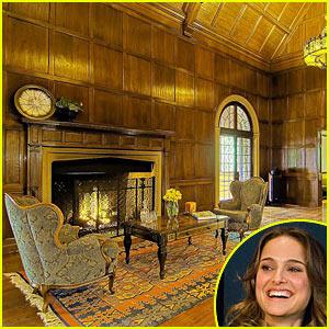 Natalie Portman Buys A Castle... Ish