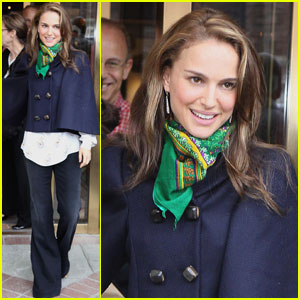 Natalie Portman is Impossible To Pursue